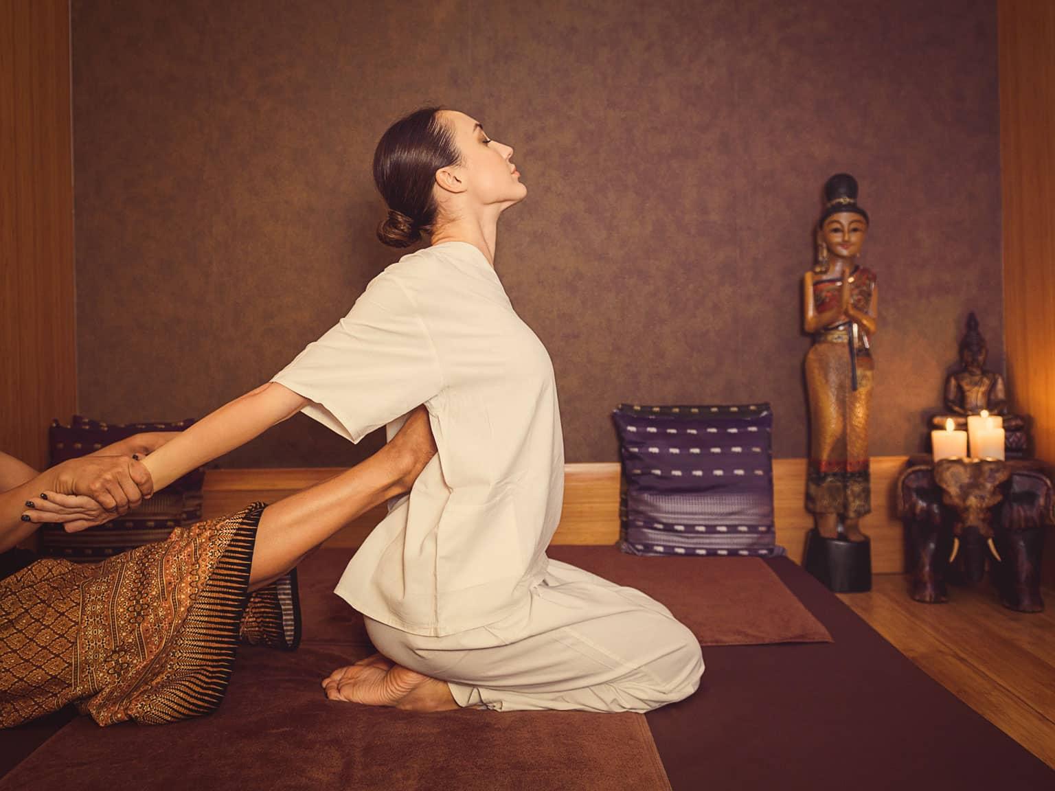 Massagen aus nah und fern | So entspannt man sich im